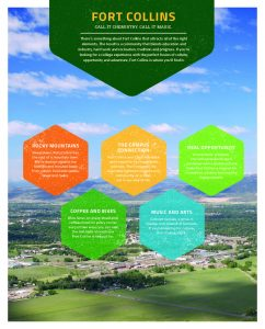 1 pager back page Fort Collins info
